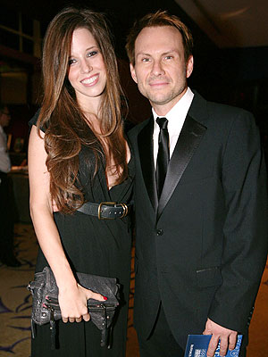 Christian Slater Planning July Wedding to Brittany Lopez