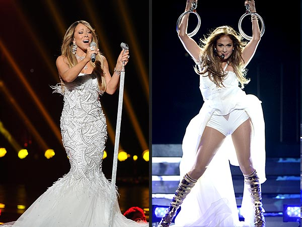 Mariah Carey or Jennifer Lopez: Whose American Idol Finale Performance Was Better?