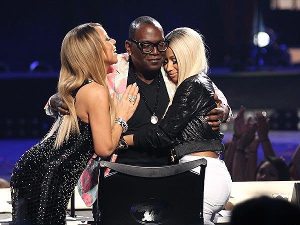 Mariah Carey, Nicki Minaj Quit American Idol