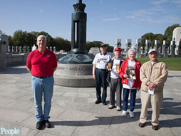 Memorial Day: Ohio Man Helps WWII Veterans See Their Memorial in D.C.
