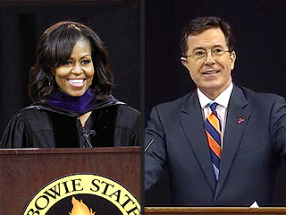 Amy Poehler, Michelle Obama, Stephen Colbert & More Commencement Speeches | Michelle Obama, Stephen Colbert