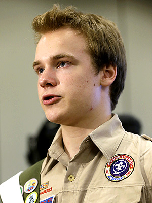 Pascal Tessier Weighs New Boys Scouts Ruling