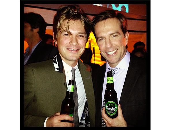Hanson Debuts MmmHops Beer
