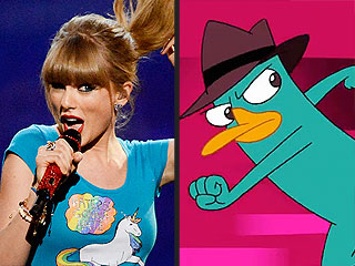 Phineas and Ferb Mash-Up Taylor Swift's 'I Knew You Were Trouble'