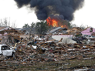 Officials Revise Oklahoma Tornado Death Toll to 24, Hope for More Survivors