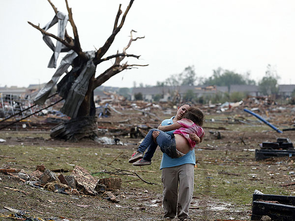 Oklahoma Tornado Death Toll Reaches 24