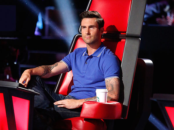 "Adam Levine Responds to Backlash Over Saying, ""I Hate This Country"""