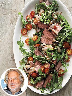 Jonathan Waxman's Steak Salad Recipe in PEOPLE