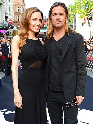 Angelina Jolie Returns to Red Carpet with Brad Pitt Following Double Mastectomy Reveal