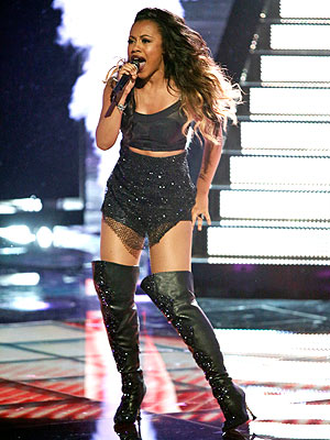 The Voice: Sasha Allen Compared to Beyonce's Sasha Fierce by Usher