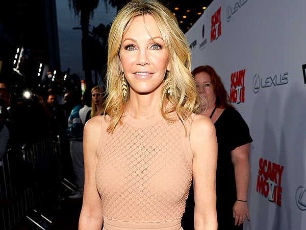 Heather Locklear Star Struck by Goldie Hawn