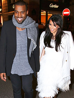 Kim Kardashian Baby Named North West; Kim in Hospital for a Week