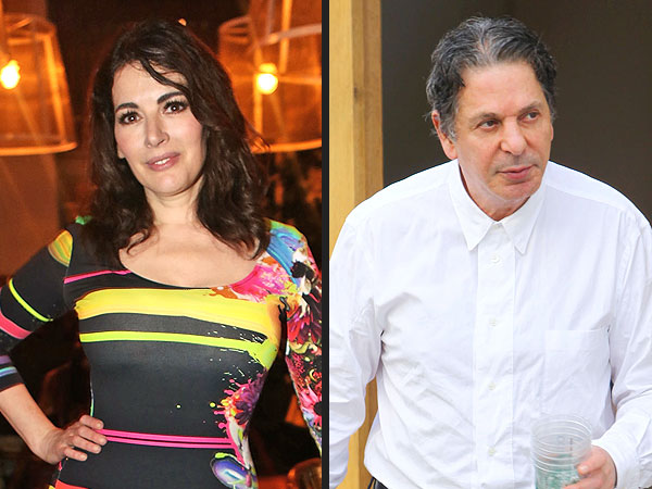 Nigella Lawson's Husband Charles Saatchi Defends Disturbing Photos