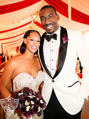 Amar'e Stoudemire Weds Wife Alexis – Again