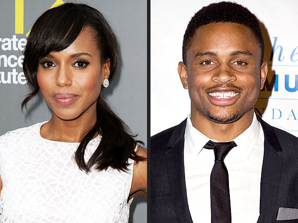 Kerry Washington Marries Nnamdi Asomugha at 'Simple and Sweet' Wedding
