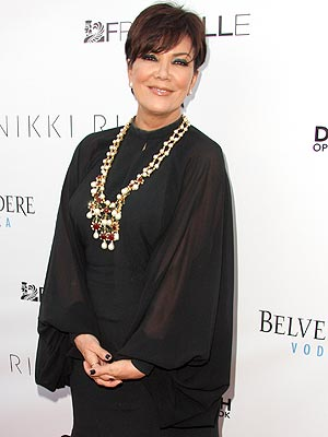 Kris Jenner Describes Granddaughter North West