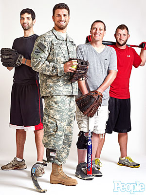 War Veteran Brian Taylor Urruela Starts Sports Leagues for Other Veterans