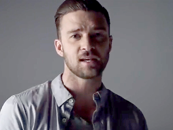 Justin Timberlake Tunnel Vision Music Video Back with a WarningJustin Timberlake