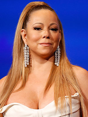 Mariah Carey Dislocates Shoulder on Video Shoot