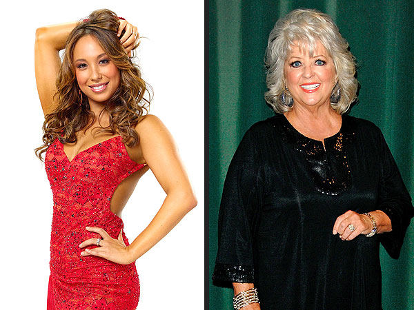 Cheryl Burke: Paula Deen Would Be Great on Dancing with the Stars