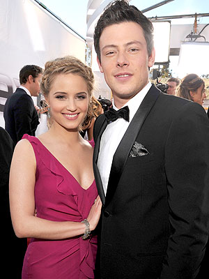 Dianna Agron: Cory Monteith Is 'So Deserving of That Place In Everyone's Hearts'