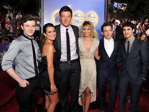 Glee Cast: The Perks – And Pitfalls – of Fame