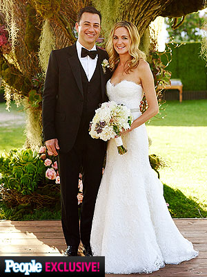 Jimmy Kimmel, Molly McNearney Marry