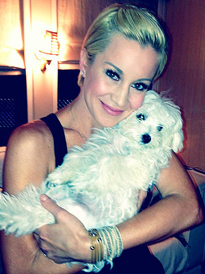 Kellie Pickler Gets New Dog Peanut: Photo