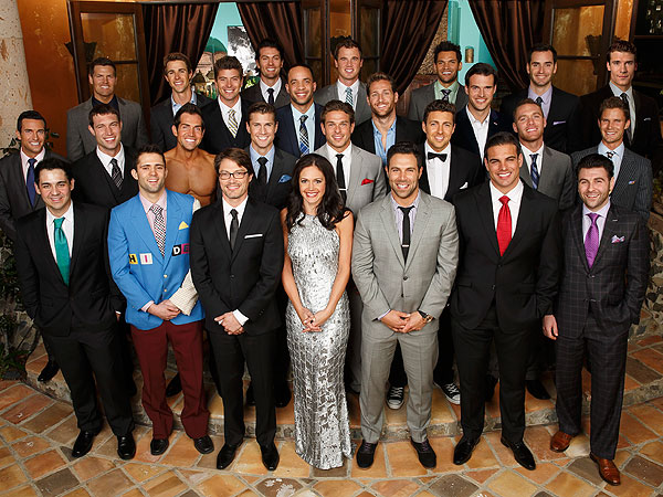 The Bachelorette: Behind the Scenes at The Men Tell All