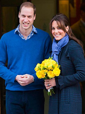 Prince William: 'We Could Not Be Happier'