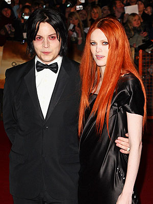 Jack White Served Restraining Order in Custody Battle with Karen Elson