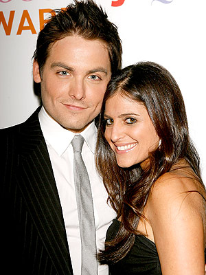 Kevin Zegers Marries Jaime Feld