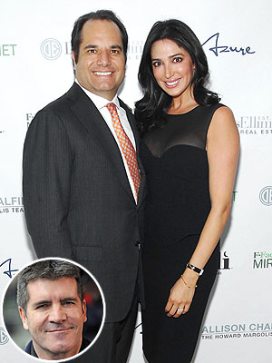 Andrew and Lauren Silverman Break Silence About Simon Cowell Baby