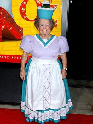 Wizard of Oz Munchkin Margaret Pellegrini Dies