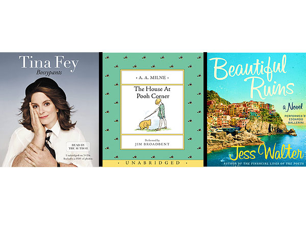 What We're Reading This Weekend: Awesome Audiobooks