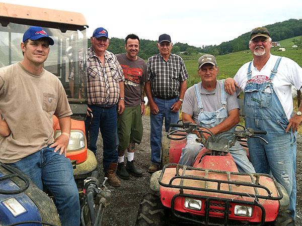 'Family Beef' Stars 'Survivor' Veteran Tom Buchanan