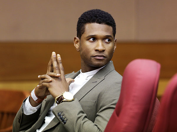 Usher Wins Custody Battle Against Tameka Foster
