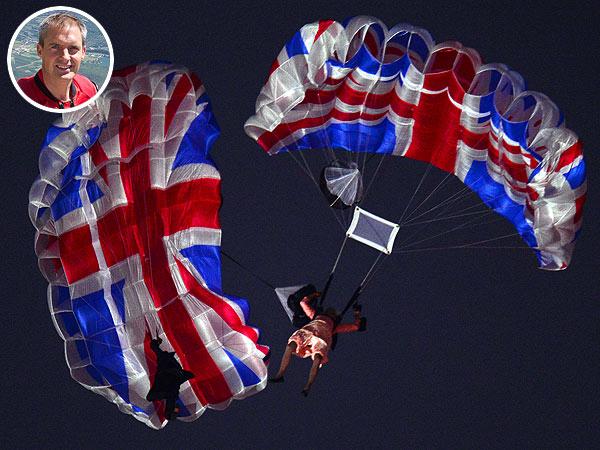 Mark Sutton, Olympic Ceremony Stuntman, Dies in Fall