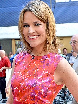Savannah Guthrie: I Would Love to Have Kids