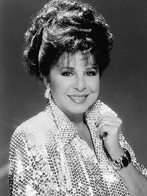 Eydie Gormé Dies at 84