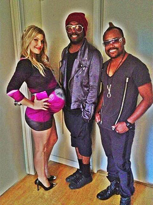 Inside Fergie's Second Baby Shower