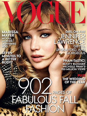 Jennifer Lawrence: 'I'm Just Not Okay' with Being Famous
