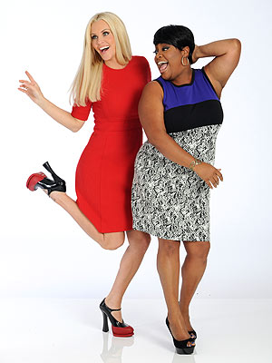 Sherri Shepherd and Jenny McCarthy Leave The View