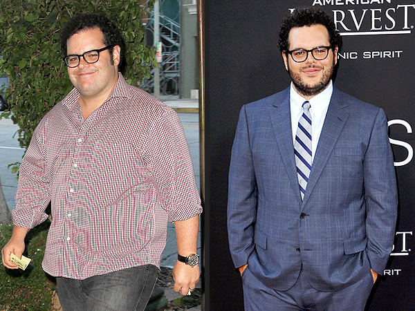 Josh Gad Loses 30 Lbs. by Dieting