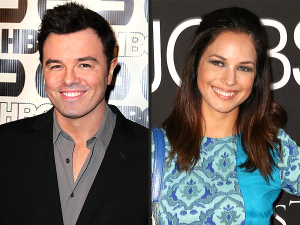 Seth MacFarlane and Alexis Knapp: Are They a New Couple?