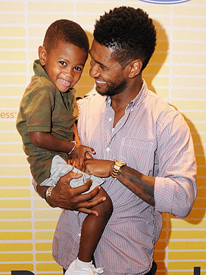 Usher's Son Released From Hospital