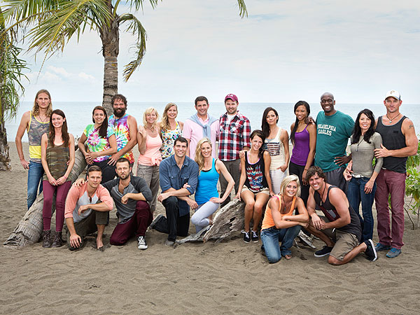 Survivor: Blood vs. Water Cast Revealed - Returning Players & Loved Ones Compete