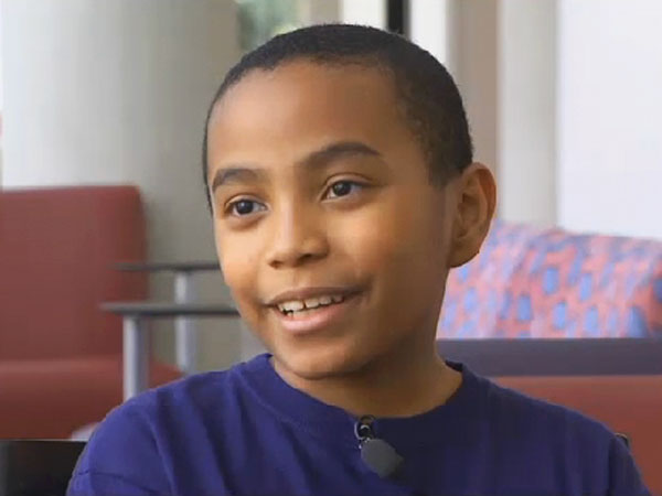 11-year-old Majoring in Physics Starts College