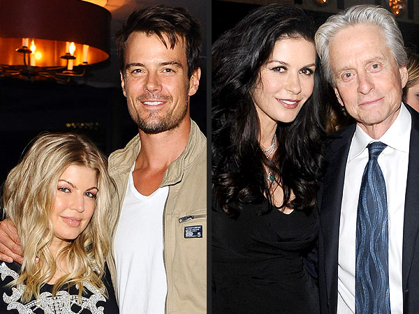 Fergie and Josh Duhamel Are Parents; Catherine Zeta-Jones, Michael Douglas Split