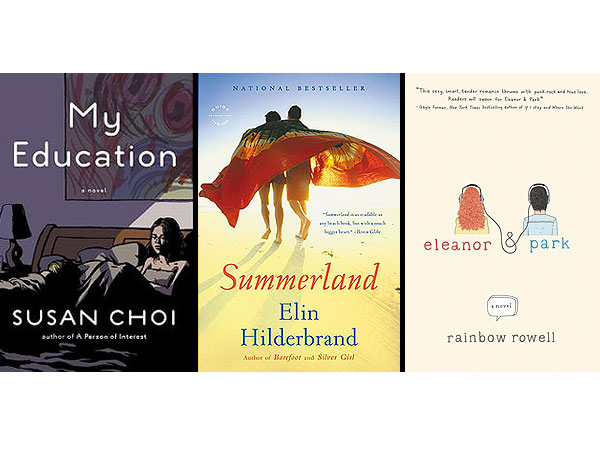 What We're Reading This Weekend: Coming-of-Age Novels